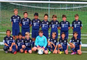 D3-Junioren 2015/2016