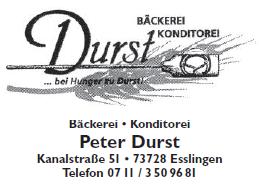 Baeckerei-durst