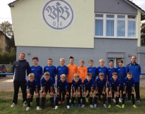 D4-Junioren 2015/2016