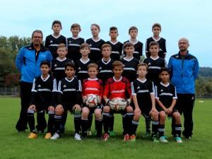 D1-Junioren 2015/2016