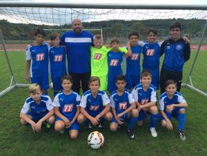 D2-Junioren 2015/2016