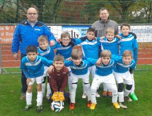E4-Junioren 2015/2016